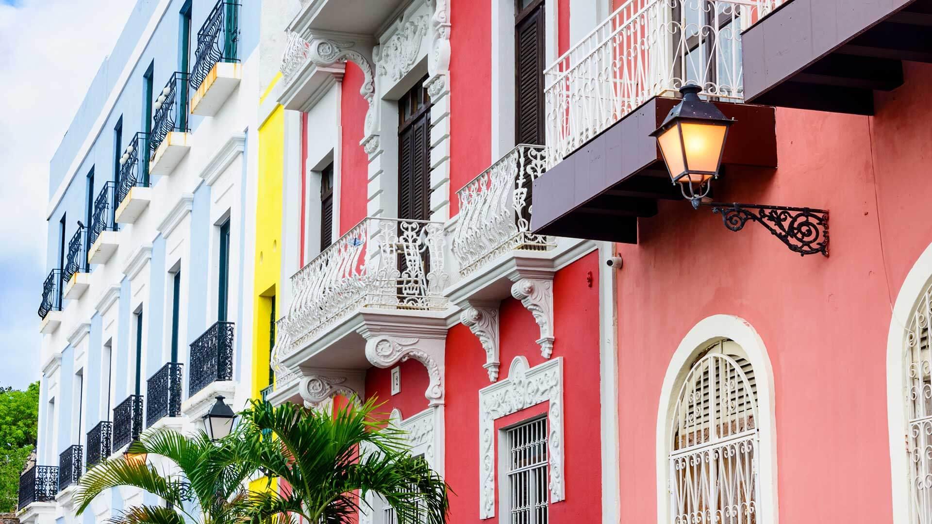 buildings in san juan puerto rico